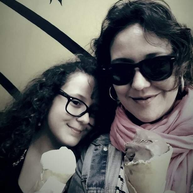 Bruna Madsen e Isabella Camargo